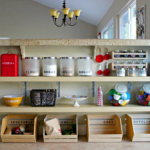 A Well-Organized Pantry for Your Smaller Kitchen