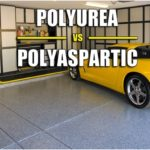 What is the core difference between polyurethane and polyaspartic coatings?
