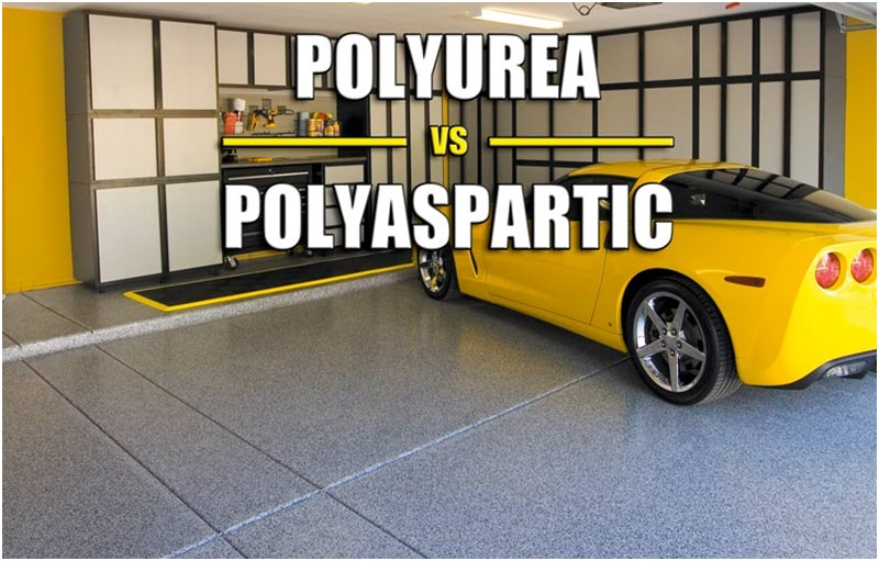 polyurethane and polyaspartic coatings